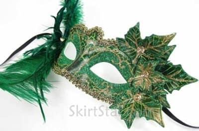 poison ivy mask