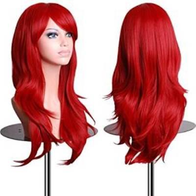 Batgirl Wig