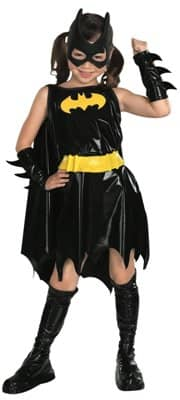 Sexy Batgirl Child Costume