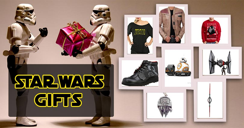 Best Star Wars Toys And Gifts : Star wars gift ideas shirts toys lightsabers