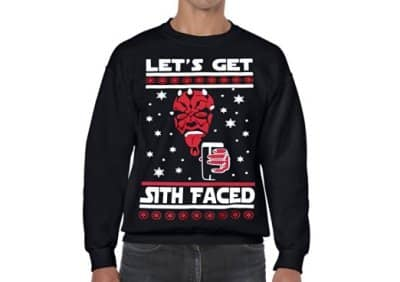 Star Wars Sith Sweater