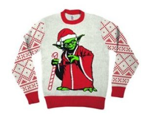 Star Wars Yods Sweater