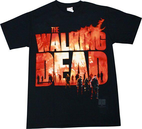 the-walking-dead-mens-two-fire-logo-2015-t-shirt