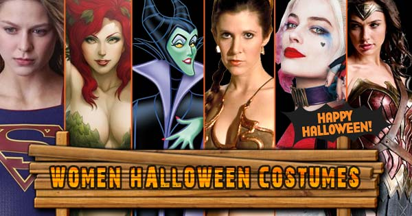Top 8 Sexy Halloween Costume Ideas For Women Diy Guide