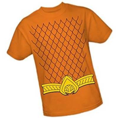 aquaman comic shirt