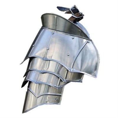 aquaman shoulder armor