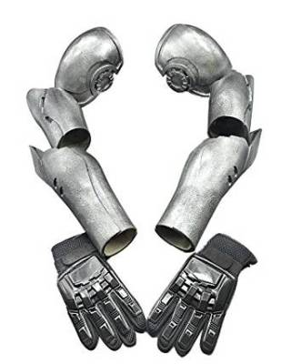 cybog hands and arms