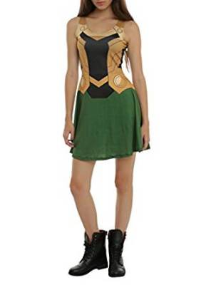 Loki costume how to make in a budget friendly way loki women costuem solutioingenieria Gallery