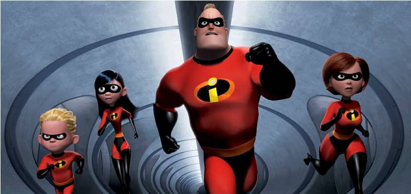 The Incredibles Costume Cosplay Diy For Family