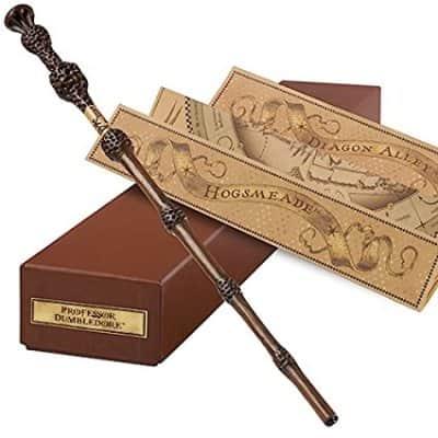 professor dumbledore interactive wand
