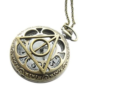 Newt Scamander Pocket Watch