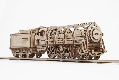 locomotive-with-tender-by-ugears-is-mechanical-3d-puzzle-wooden-brainteaser-for-kids-teens-and-adults