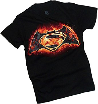 burning-batman-v-superman-t-shirt