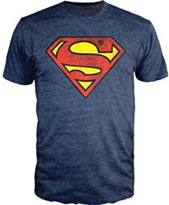 superman-logo-shield-heathered-shirt