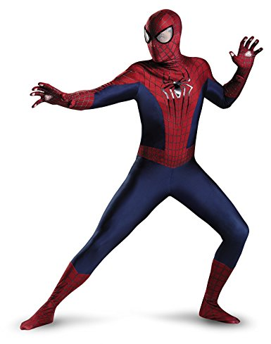amazing spiderman whole costume