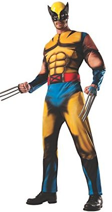Adult Wolverine Costume for Men