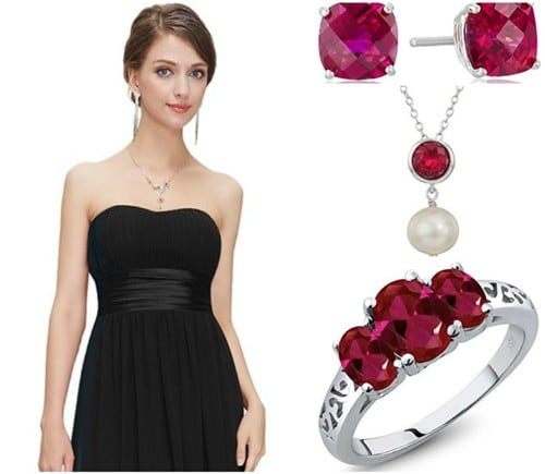Ruby Jewelry Ultimate Fashion To Adorn Persona