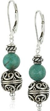 chinese-turquoise-earrings