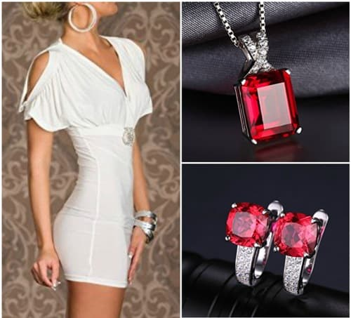 clubwear-slim-cocktail-dress-with-ruby-jewelry-set