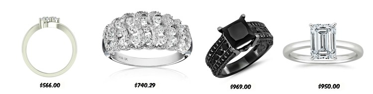 canada ring under of wedding engagement awesome lovely dollar rings