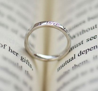 Dating promise ring ideas