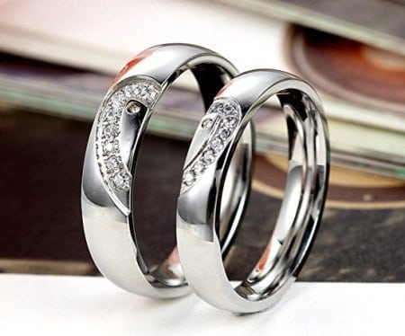 Eternity Promise Ring