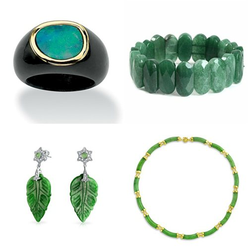 Jade Jewelry set for young women