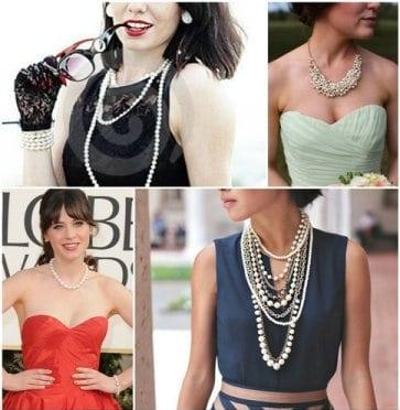 Jewelry for Dresses