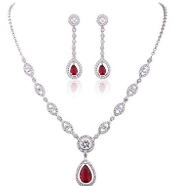 ruby-necklace-earrings-wedding-set