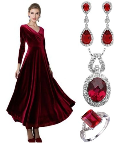 ruby-set-for-red-dress