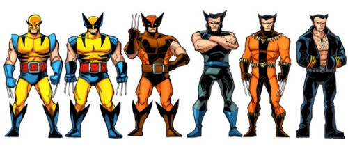 Wolverine Evolution & Wolverine Costume Boots and Claws | Time to Make Yours