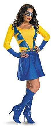 Women Sexy Wolverine Costume