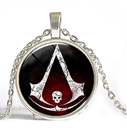 assassins creed necklace