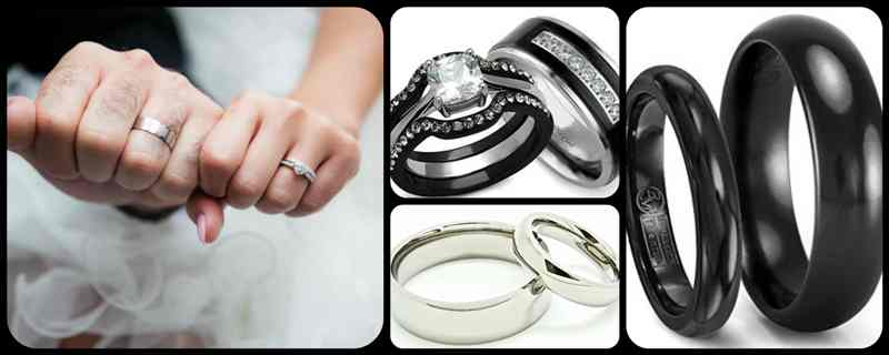 classic style wedding rings
