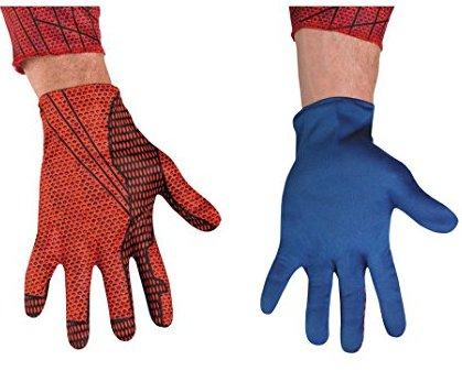 Adult Amazing Spiderman Gloves