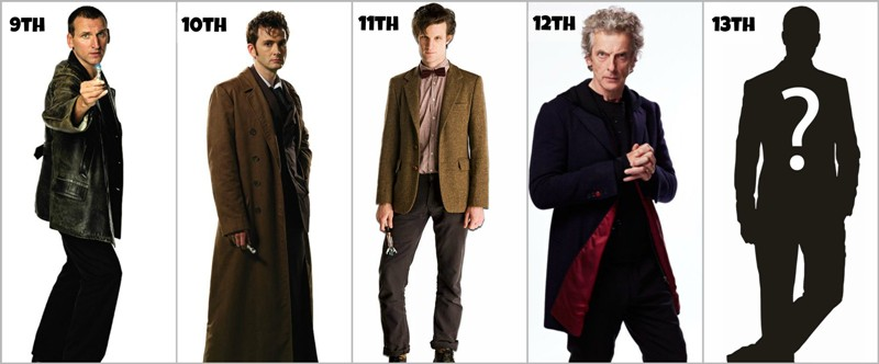 Doctor Who Characters