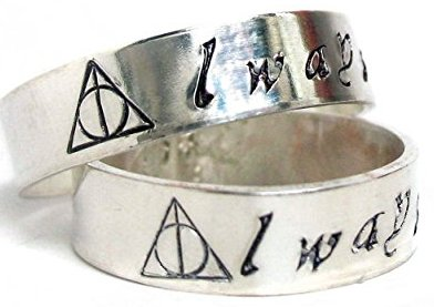 Harry Porter His and Her Ring