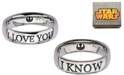 i love you i know wedding rings personalized rings wedding and guide 5049