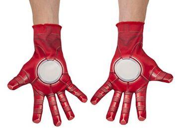 Iron Man Gloves adults