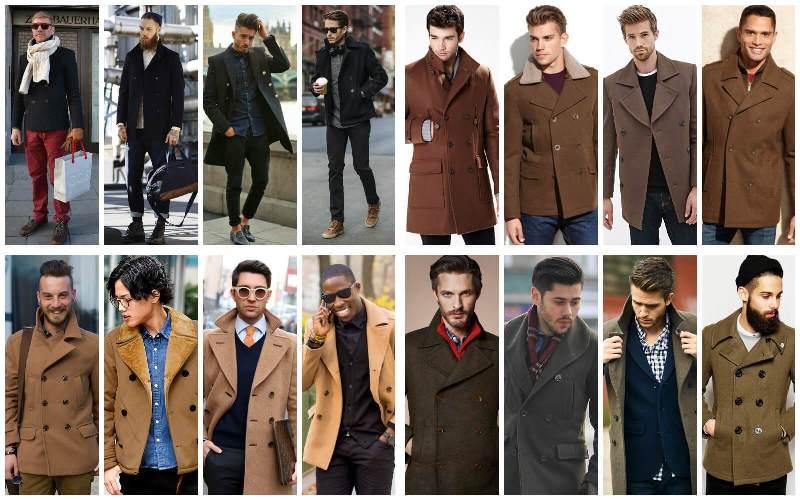 Mens-Pea-coats