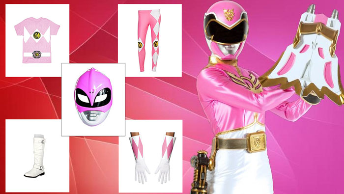 Pink-Power-Rangers
