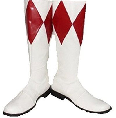Red Power Rangers Boot
