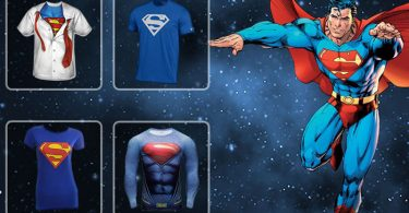 Superman Shirt 375x195