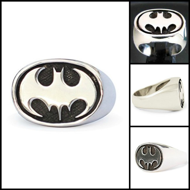 THE BLACK KNIGHT BATMAN RING