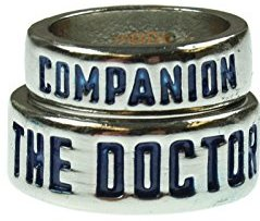 The Doctor Who Ring Band