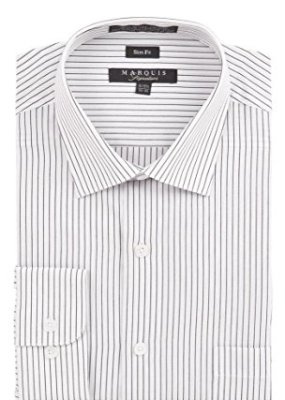 White Stripe Dress shirt