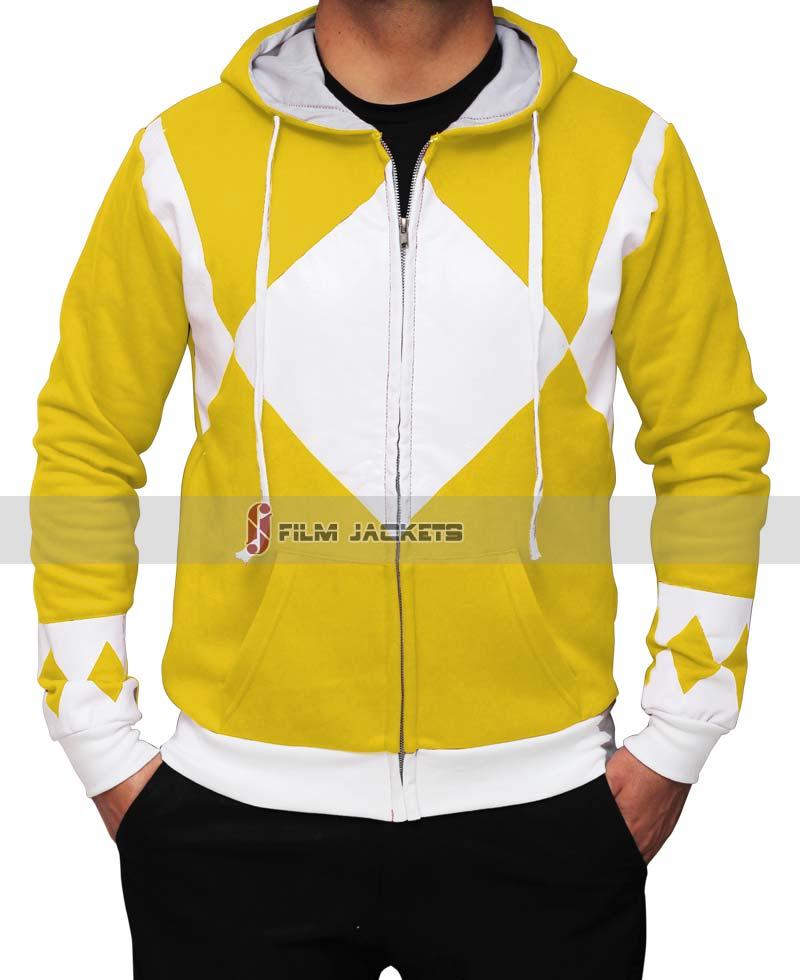 Yellow Ranger Hoodie