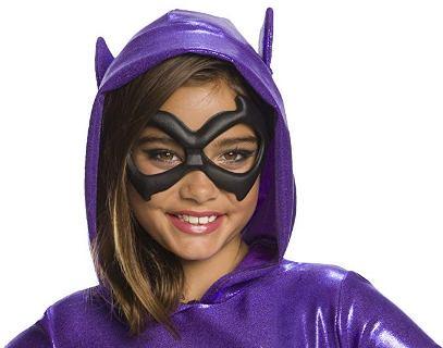 batgirl classic mask costume