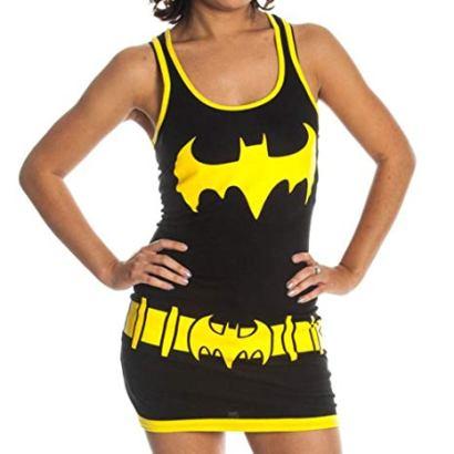 batgirl top tank