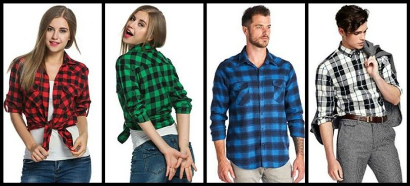 08881fb4b6b Look Relentlessly Intense in Flannel Shirts